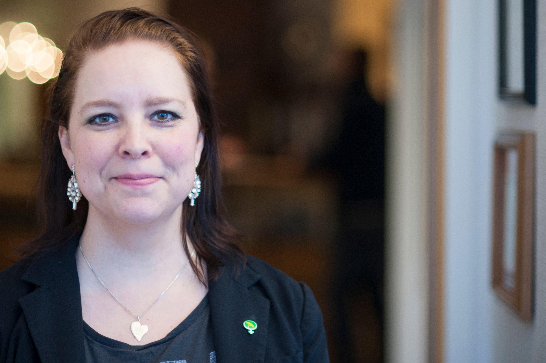 Kukkamariia Valtola Sjöberg, kanslichef Miljöpartiet de gröna i Örebro kommun