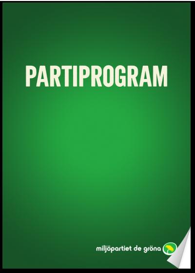 Ta partiprogrammet med dig. Här kan du hämta i PDF-format.