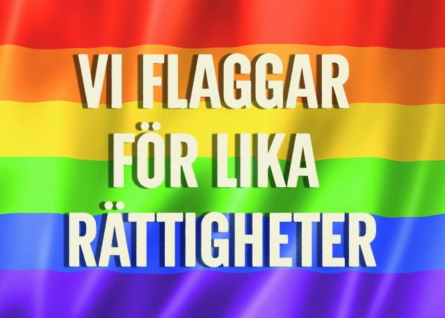 Fortsatt Ja Till Prideflaggor I Västra Götaland Just Nu Västra