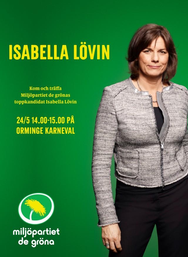 Bildresultat för Isabella Lövin