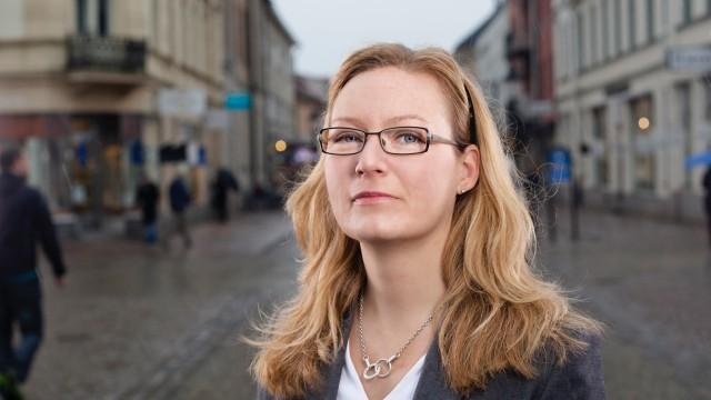Malin Hagerström Miljöpartiet
