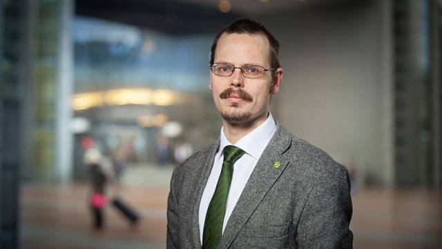 Max Andersson. Foto: Fredrik Hjerling